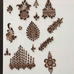 49 Beautiful Henna Tattoo Designs For Girls To Try At least Once - Torturein Egypt Basic Mehndi Designs, Finger Henna Designs, Mehndi Designs For Girls, Mehndi Designs For Beginners, Mehndi Designs For Fingers, Latest Mehndi Designs, Henna Tattoo Designs, Arte Mehndi, Dulhan Mehndi Designs