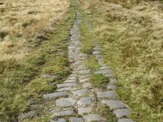 A Very Modern Map of Britain's Ancient Roman Roads - Atlas Obscura
