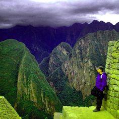 Paradise place Machu Picchu
