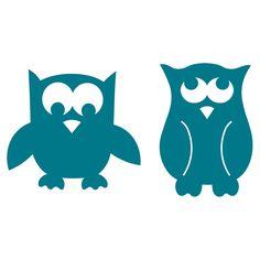 owl shape - Google Search