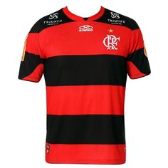 The Flamengo Authentic Home Jersey 2012 presents the dearest red and black  from Brasil 8dab683f0