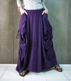plus size steampunk for women | Plus size Women Skirt/Pants - Boho Funky Hippie Stylish Steampunk ...