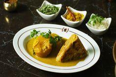 Pumpkin curry with brinjal rotti - Sri Lankan Recipe by Peter Kuruvita