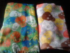 pañuelos de calaveras