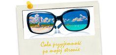 Chwytam jesienne promienie słońca i wspominam wakacje :) U Was też tak dzisiaj słonecznie?