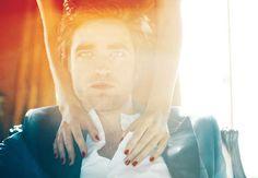 Rob Pattinson / Unknown artist