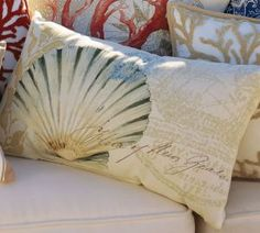 Frugal fake pottery barn pillows