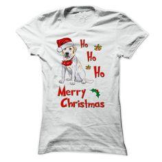 Christmas Labrador! T-Shirts, Hoodies, Sweaters