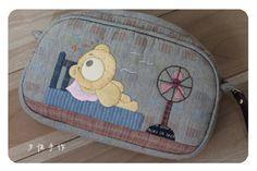 [转载]小熊吹风扇---砖头包