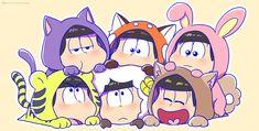 Tags: Fanart, Pixiv, Fanart From Pixiv, Osomatsu-kun, Pixiv Id 12294587, Matsuno Karamatsu, Matsuno Osomatsu, Matsuno Ichimatsu, Matsuno Choromatsu, Matsuno Juushimatsu, Matsuno Todomatsu