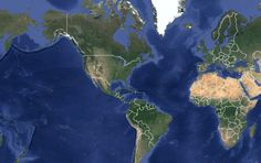 Map of Earthquakes Today