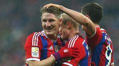 Schweinsteiger: 'Solche Momente vergisst man nie' - FC Bayern München AG