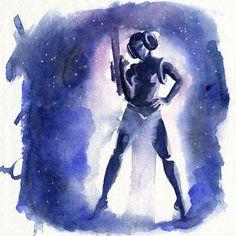 Blule - Princess Of Alderaan - Sharpshooter.