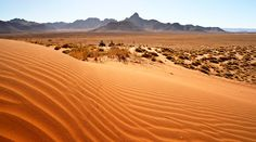 Namibia is the soul of Africa, characterised by vast open spaces, breathtaking scenery and great contrasts. Explore Namibia on a luxury safari or tour. Namib Desert, African Safari, Luxury Travel, Trip Planning, Places To See, The Good Place, Deserts, Scenery, Tours
