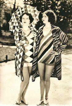 #dresscolorfully sonia delaunay beachwear, 1927