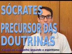 Sócrates precursor da doutrina Cristã e do Espiritismo