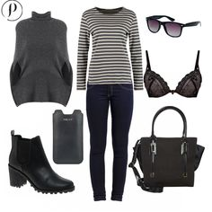 Boots & Stripes Todos los complementos son esenciales para un atuendo con estilo