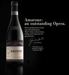 "AMARONE 2007 - Tenuta Santa Maria alla Pieve has received outstanding recognitions from many sources: - WINE SPECTATOR: 91 Points - ""Rich and savory, with a meaty edge to the flavors of ripe raspberry, anise, chocolate shavings, tea rose and sweet smoke. The supple tannins lead to a fragrant, herb-accented finish. Drink now through 2022"". - VERONELLI: 92 points - ""Exceptional for quality and outstanding for drinking pleasure"" 3 stars out of 3 stars and 92 points!"" ...ma nella foto c'è il…"