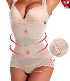 dd4954a0d5ad0 Invisable Strapless Body Shaper High Waist Tummy Control Butt lifter Panty  Slim - http