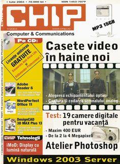 Chip n.7 - 2003 Romania