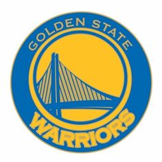 Golden State Warriors Primary Logo Lapel Pin