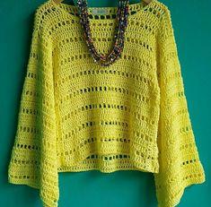 Fabulous Crochet a Little Black Crochet Dress Ideas. Georgeous Crochet a Little Black Crochet Dress Ideas. Pull Crochet, Mode Crochet, Crochet Diy, Crochet Mandala, Crochet Shoes, Crochet Gifts, Crochet Clothes, Crochet Stitches, Crochet Patterns