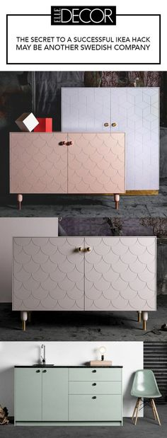ivar cabinet white painted white 5 different ivar ikea hacks inredning pinterest. Black Bedroom Furniture Sets. Home Design Ideas