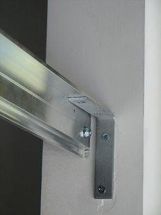 Modern in MN: STORDAL Doors as Room Divider: IKEA hack #597