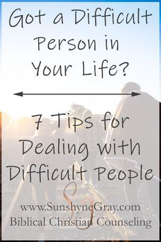 Tired of dealing with difficult people? Whether learning how to deal with difficult people in families or difficult people at work the strategies are the same. What is God's role in the relationship? And learn 7 game changing tips to make life easier! Dealing With Mean People, Working With Difficult People, Dealing With Anger, Working People, Difficult Relationship, Relationship Tips, Healthy Relationships, Difficult People Quotes, Manipulative People
