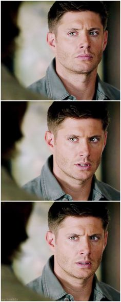 9x02 Devil May Care. If you don't think this is the prettiest he's ever looked in an episode then you're wrong.