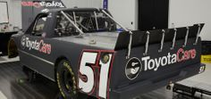 Kyle Busch Motorsports' (KBM) NASCAR Camping World Truck Series programs head to Daytona International Speedway in Daytona, Fla. Monday and Tuesday for NASCAR Preseason Thunder testing. Kyle Busch and Darrell Wallace Jr. will be behind the wheel of KBM's two 2014 Toyota Tundras.