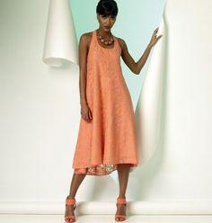 Patron de robe - Vogue 8994