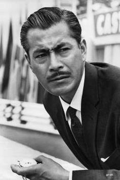 Arguably the most famous Japanese actor of the 20th century, Mifune appeared in four movies in 1961,... - Getty