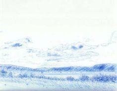 "Saatchi Art Artist Robert Lee; Drawing, ""Greek Landscape by Robert S. Lee (Sketchbook p. 147)"" #Robert #S. #Lee #drawing #art #artist #color #colour #Greece #Greek #Apostle #Paul #landscape #clouds Entire Book on Paperback https://www.amazon.com/dp/B015Z10SPA or Kindle Edition 1 https://www.amazon.com/dp/B015100PH6 or Kindle Edition 2 https://www.amazon.com/dp/B01518XVG0 Black & White Edition https://www.amazon.com/dp/B015Z3KSEO"