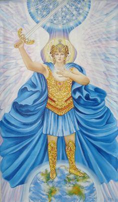 @solitalo Con el siguiente ritual podemos invocar a los Arcángeles Miguel, Gabriel, Rafael y Uriel. Lo podemos usar para adquirir conocimiento y protección para nosotros mismos, para personas conoc...