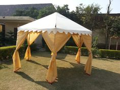 garden tent for party Small Canopy, Small Tent, Pvc Tent, Teepee Tent, Cool Tents, Amazing Tents, Garden Gazebo, Tent Wedding, Grad Parties