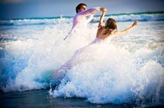 12 Gorgeous Trash-the-Dress Photos | Destination Weddings & Honeymoons#slide=2764604#slide=2764585
