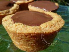 Palet breton au caramel de beurre salé et chocolat