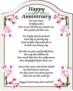 Poems About Loving Your Pas Touching And Heartfelt Poem For Thank You Mom Dad Insperational Pinterest