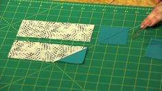 How to Make Quilting Quickly's Paper Pinwheels Quilt