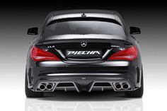 Piecha Design Mercedes CLA