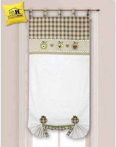 Risultati immagini per mantovane per tende da cucina   tende ...