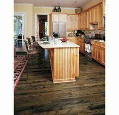 "Another great flooring option. I would love this red oak hardwood flooring installed in my ""man cave""! Bruce Hardwood Floors, Bruce Flooring, Flooring Store, Carpet Flooring, Armstrong Flooring, Flooring Options, Flooring Ideas, Engineered Hardwood, Interiors"