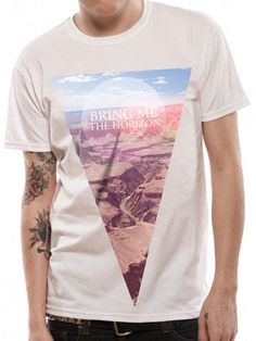 Bring Me The Horizon (Canyon) T-shirt. Buy Bring Me The Horizon (Canyon) T-shirt at Loudclothing.com. UK Bands store