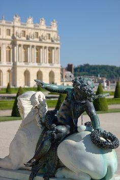 Putto d'Amour | Versailles