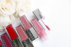 A Little Bit etc.: Clinique Pop Lacquer Lip Colors with Swatches