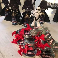Aniversário Murilo Tema Star Wars Petit POA - Eventos & Lembrancinhas Personalizadas