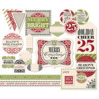 Very Merry Twenty-Five Designer Tags - Digital  Download - INCLUDED!!