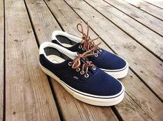 vans, shoes, and blue-bild