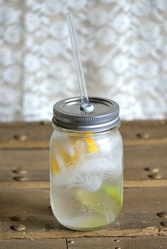 Love mason jars..doing this!